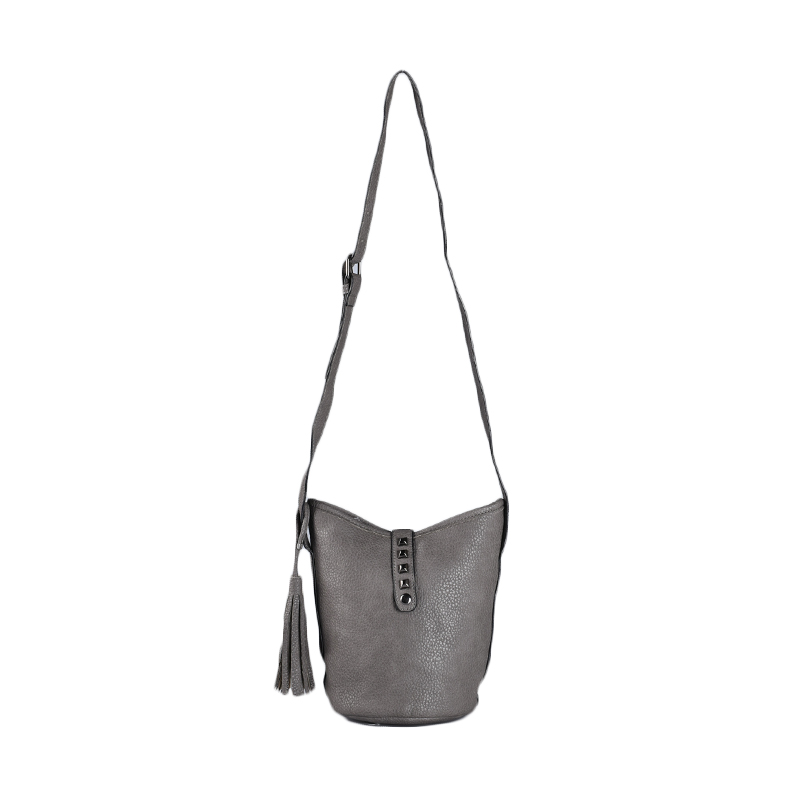 Outline outline heather sling bag 122105903 tas selempang   grey full01