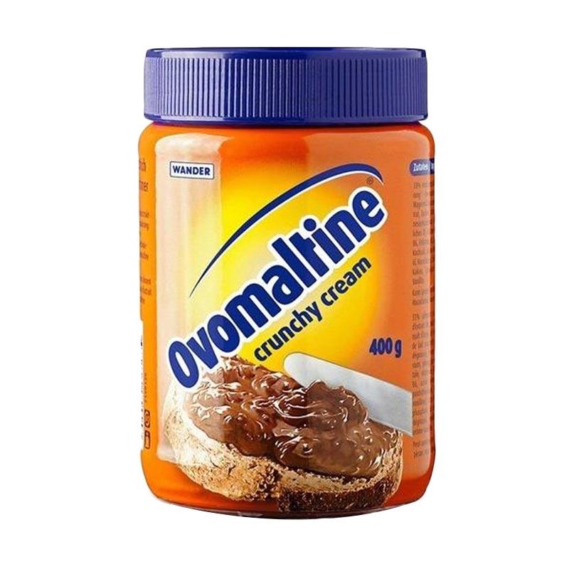 Ovomaltine Crunchy Cream Selai [400 gr]