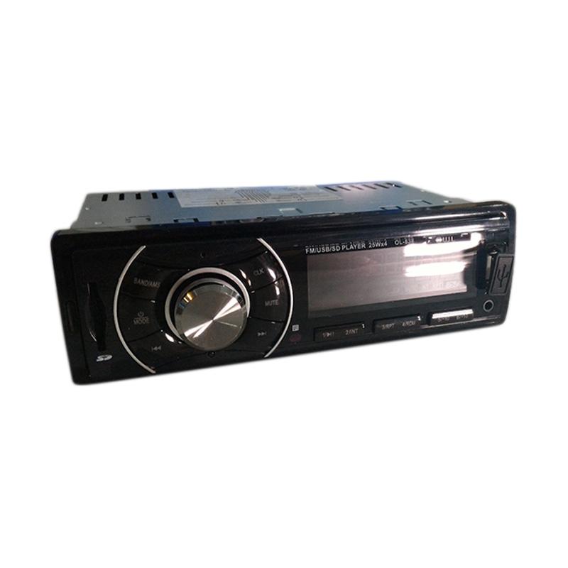 harga OWL OL-838 Car MP3 Player Single Din Head Unit Blibli.com