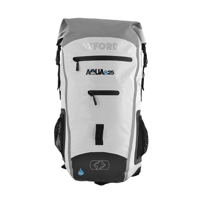 Oxford Aqua 25R Backpack - White Grey