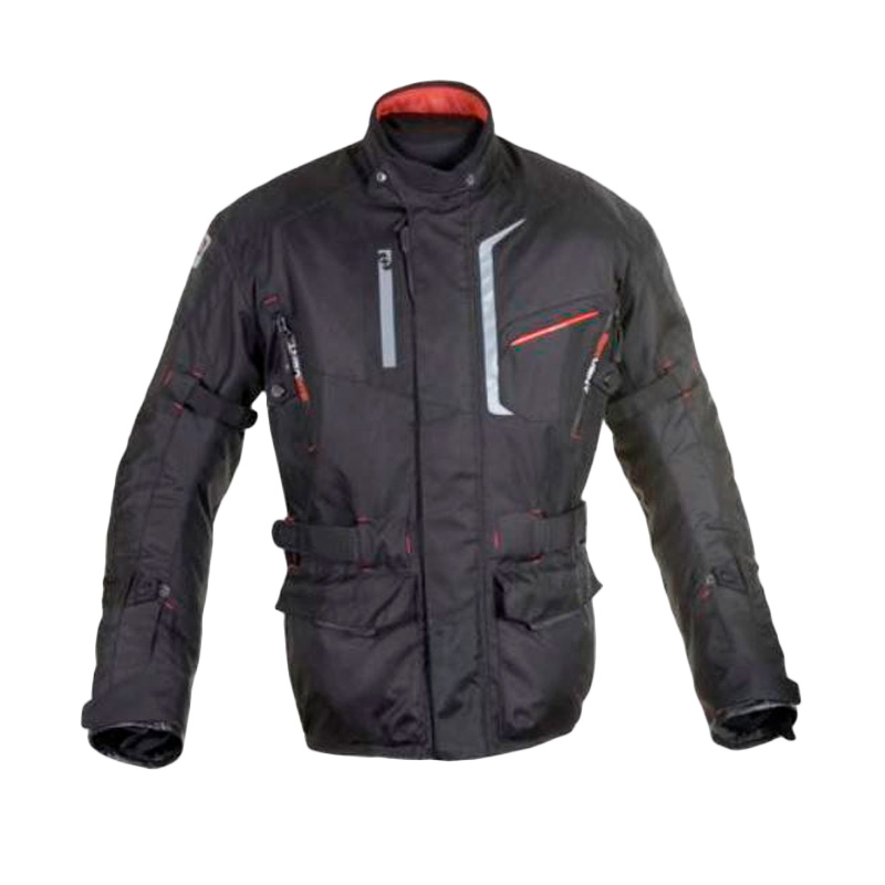 OXFORD DOWNTOWN 2.0 Tech Black Jaket Motor