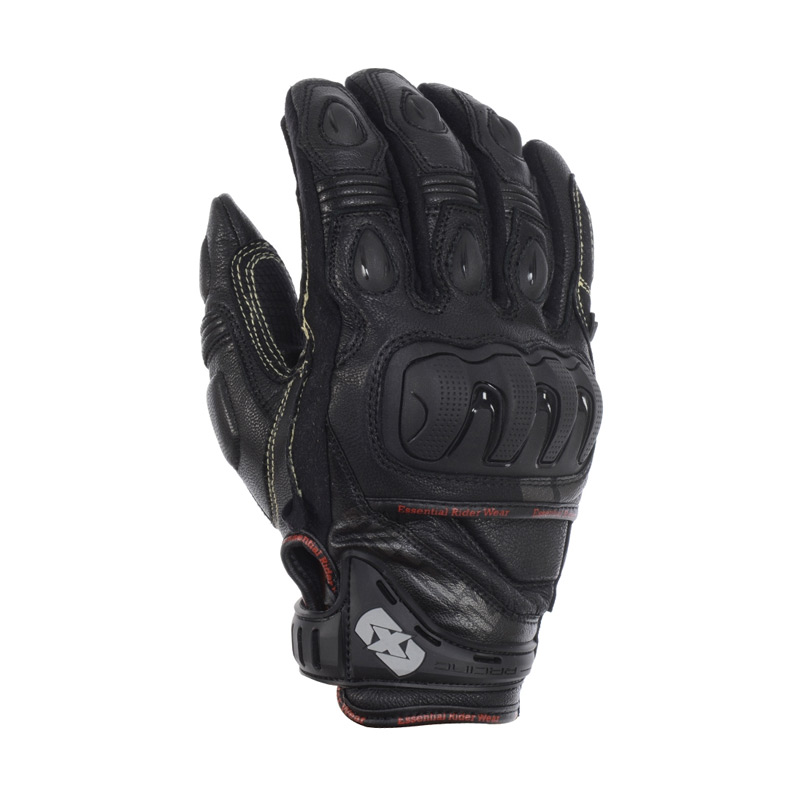 Oxford Gloves RP-3 Waterproof Sarung Tangan Full - Stealth Black
