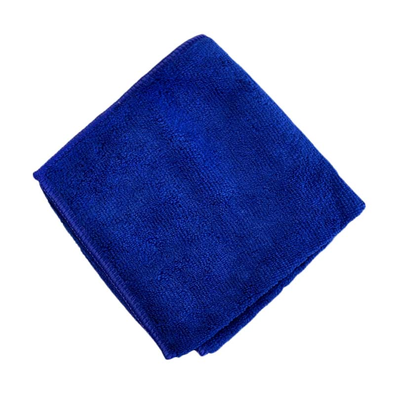 Oxford Helmet Care Microfibre Cloth - Blue