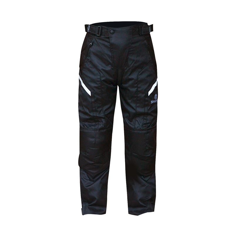Oxford Spartan Trousers - Black