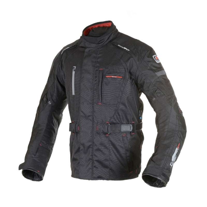 Oxford Subway 2.0 Jaket Motor - Tech Hitam