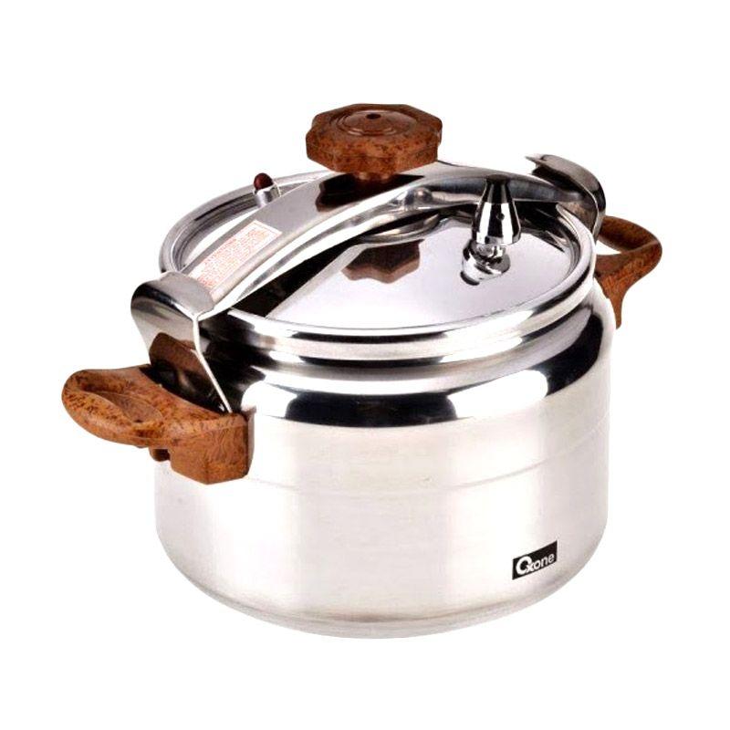 Oxone Alupress Alumunium Pressure Cooker Panci Presto OX-2008 [8 L]