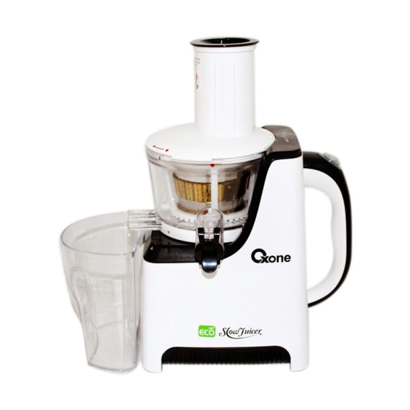 Oxone ECO OX-865 Putih Slow Juicer