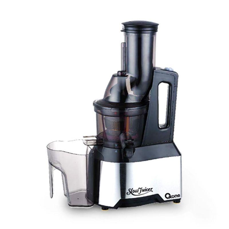 Slow Juicer Untuk Usaha : Jual Oxone OX-875 Hitam Slow Juicer Online - Harga & Kualitas Terjamin Blibli.com