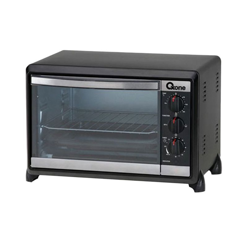 Oxone Oven Toaster   OX-828 Hitam [12 Liter]