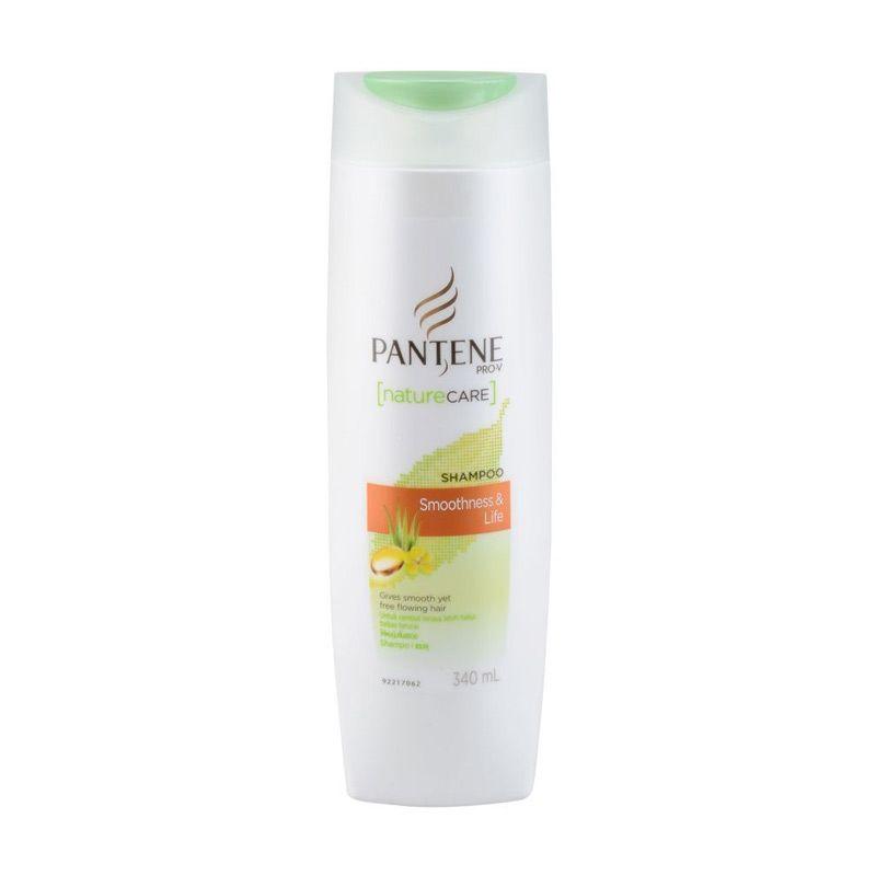 Pantene Nature Care Smoothness & Life Shampoo [340 mL]