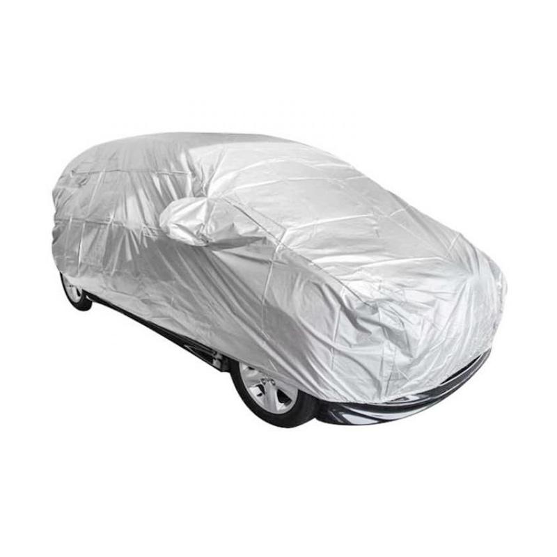 harga P1 Body Cover for Mitsubishi Kuda Grandia - Silver Blibli.com