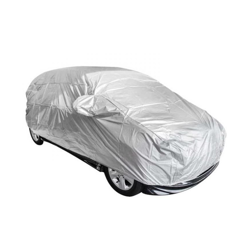 P1 Body Cover Nissan All New X Trail - Silver