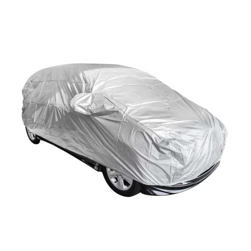 P1 Body Cover for Old X-Trail - Silver