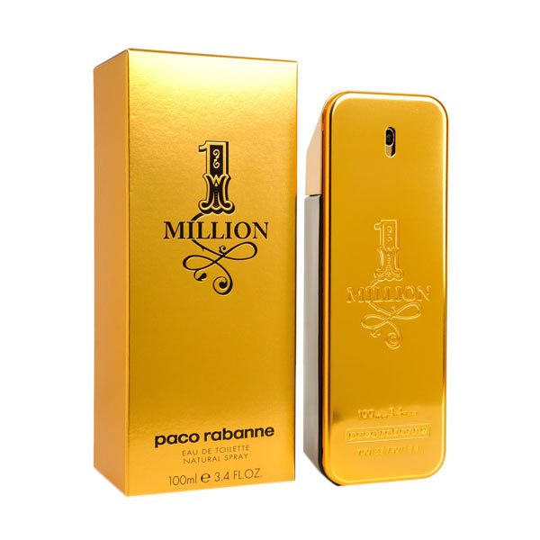 Paco Rabanne One Million for Men EDT Parfum [100 mL]