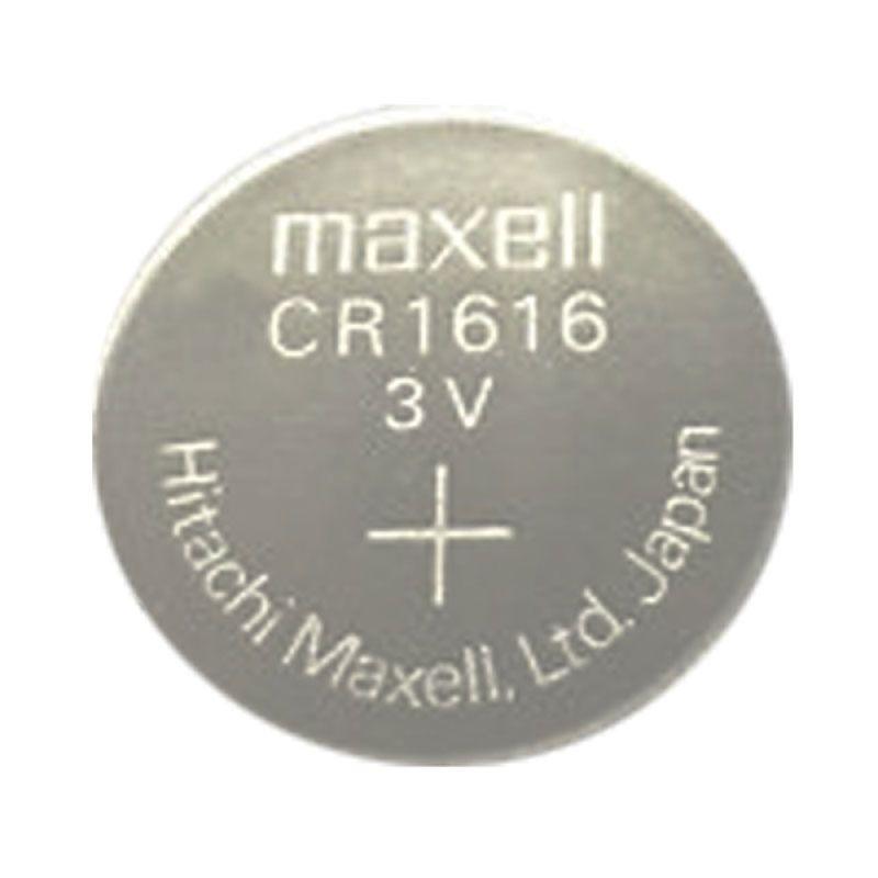 Maxell CR1616 Baterai Kancing [3 V]