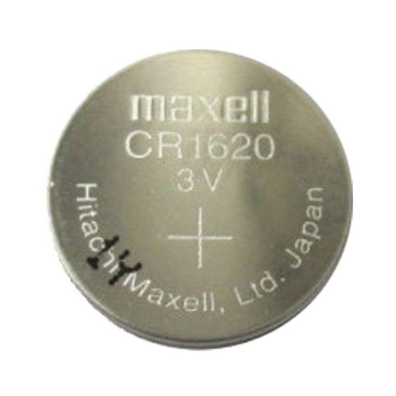 Maxell CR1620 Baterai Kancing [3 V]
