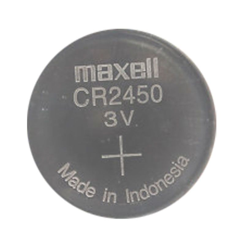 Maxell CR2450 Baterai Kancing [3 V]