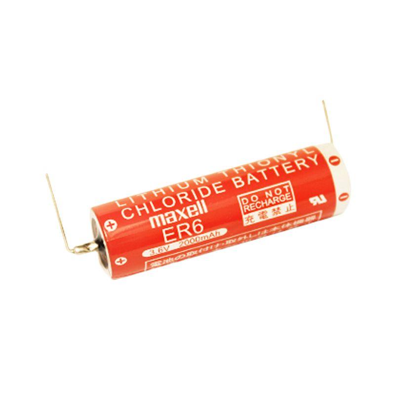 Maxell AA ER6 Lithium Baterai [3.6v] + Tag