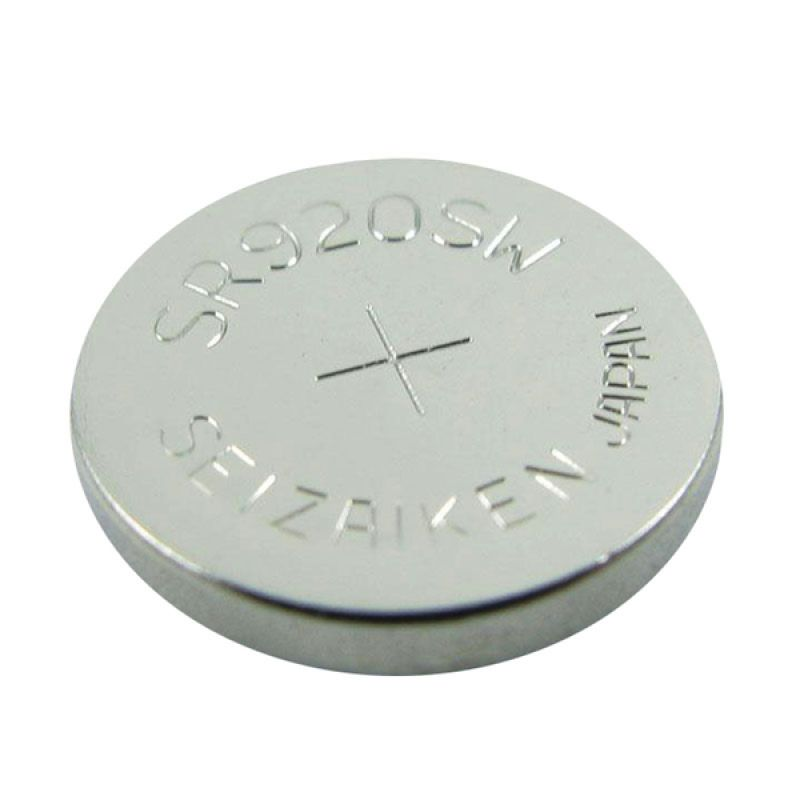 Maxell SR920SW Baterai Kancing [1.55 V]