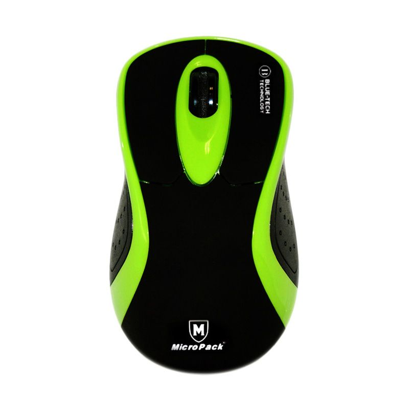 Micropack Bluetech Y-396 Green Mouse
