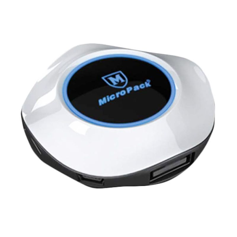 Micropack MP-V3 Black White USB HUB