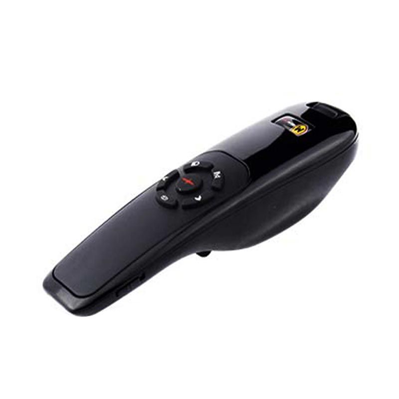 Micropack Presenter WPM 01 Black Wireless Mouse