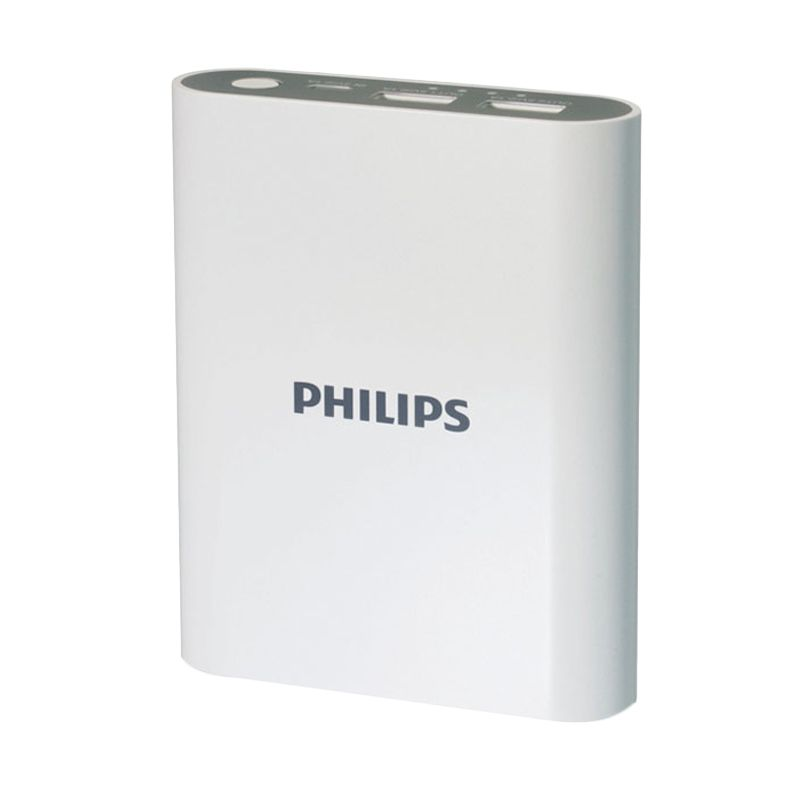 Philips Putih Power Bank [10000 mAh]