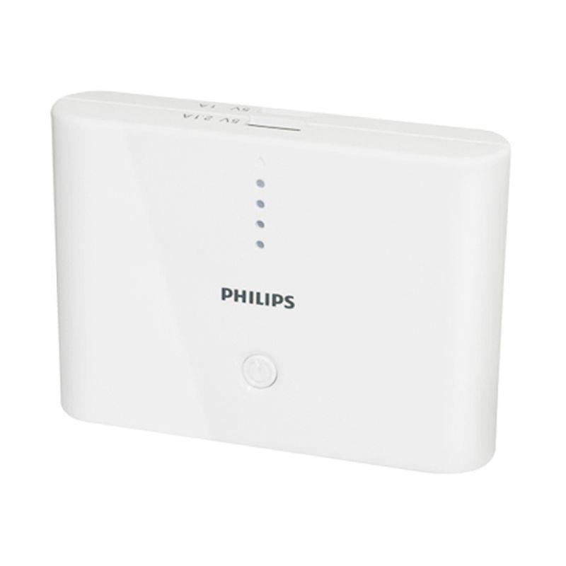 Philips Putih Powerbank [10400 mAh]