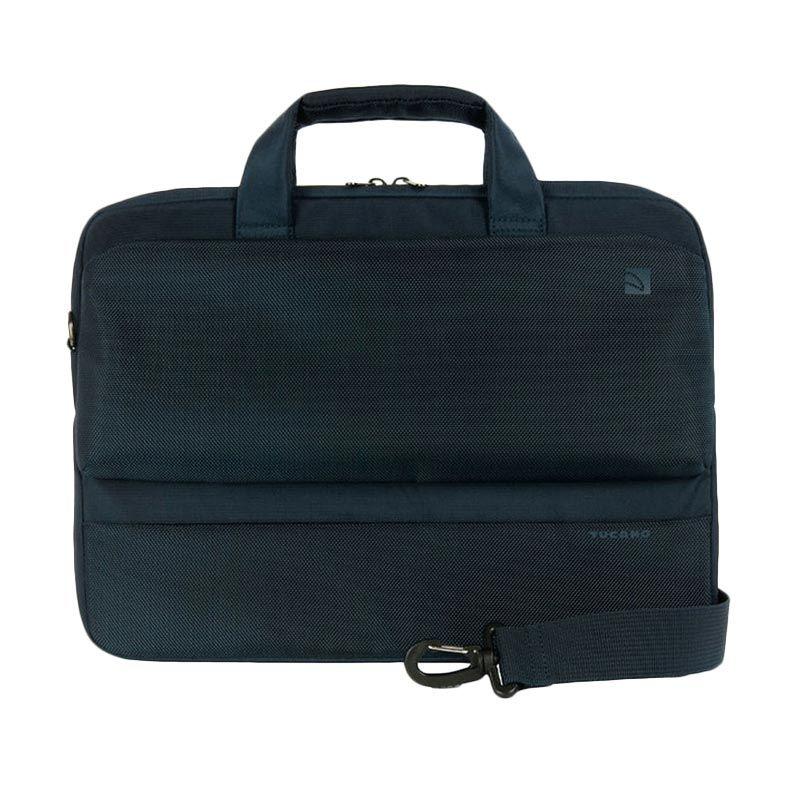 Tucano Dritta Slim BDR15-B Blue Tas Laptop [15 Inch]