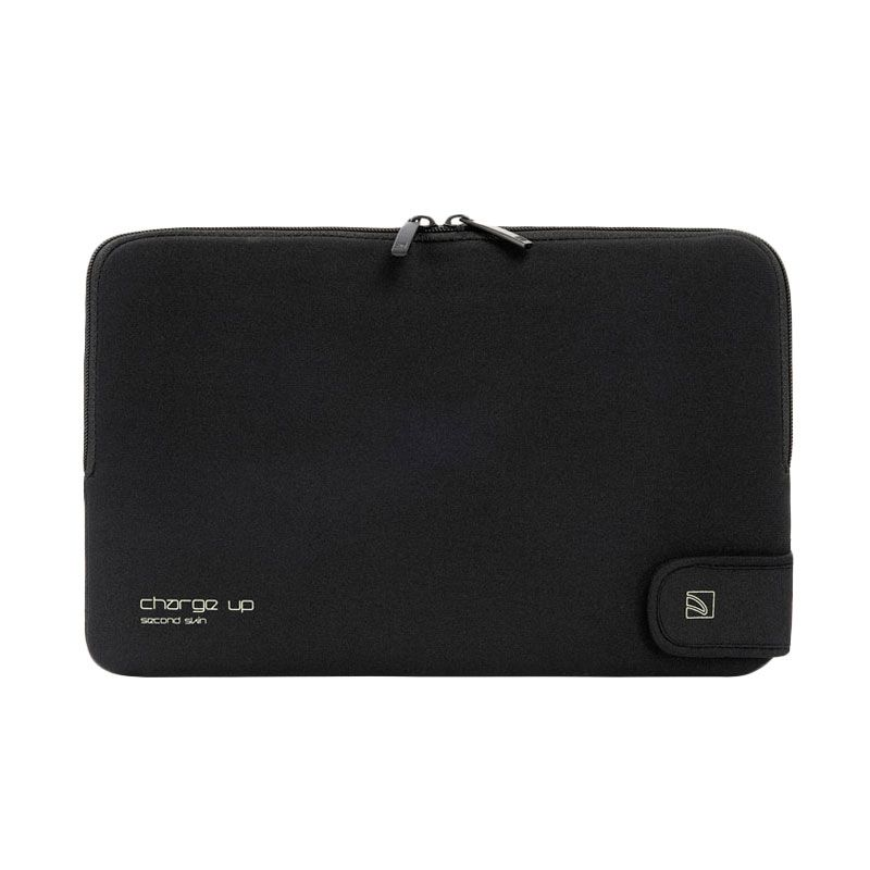 Tucano Folder Charge Up BFCUPMB11 Black Tas Laptop [11 Inch]
