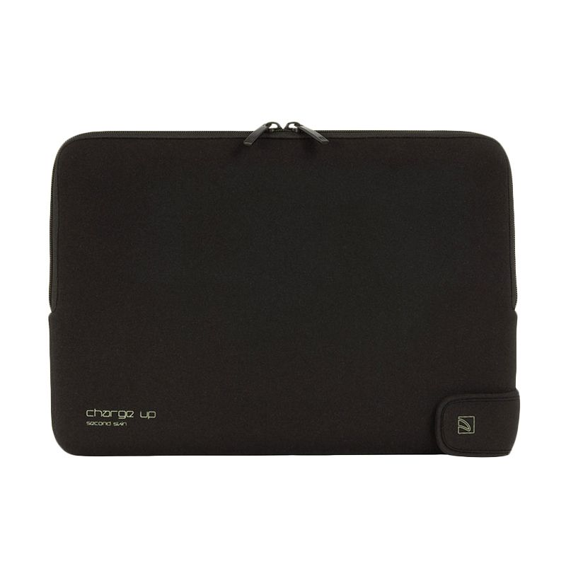 Tucano Second Skin BFCUPMB13 Black Tas Laptop for Macbook [13 Inch]