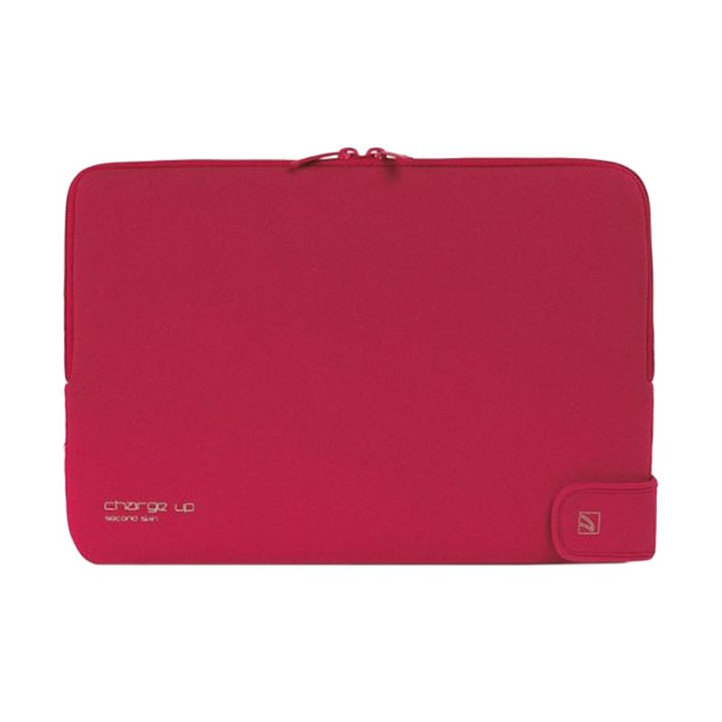 Tucano Second Skin BFCUPMB13-R Red Tas Laptop for Macbook [13 Inch]
