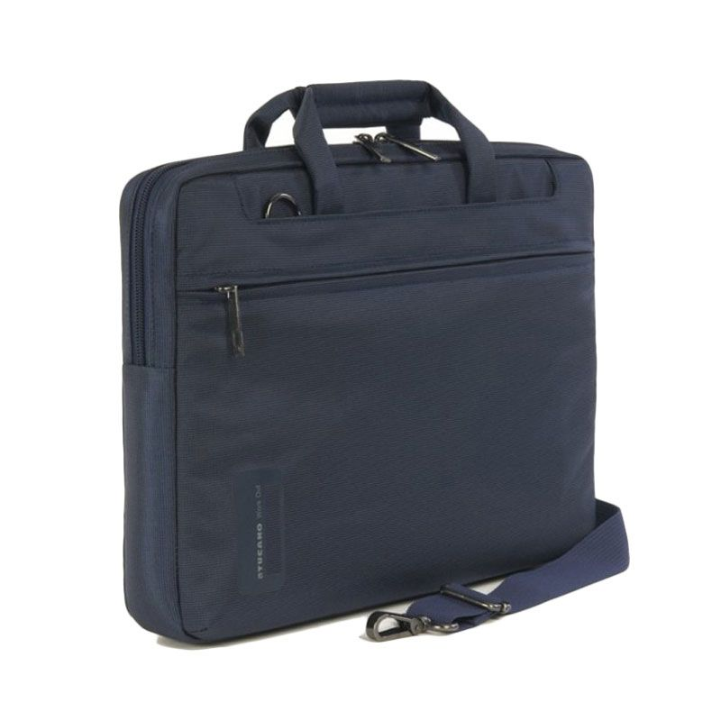 Tucano Work-Out WO-MB133-BS Dark Blue Tas Laptop for Macbook
