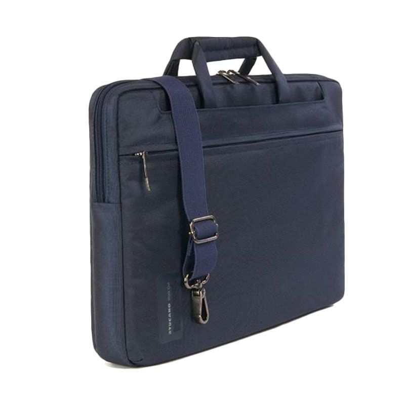 Tucano Work-Out WO-MB154-BS Blue Tas Laptop for Macbook