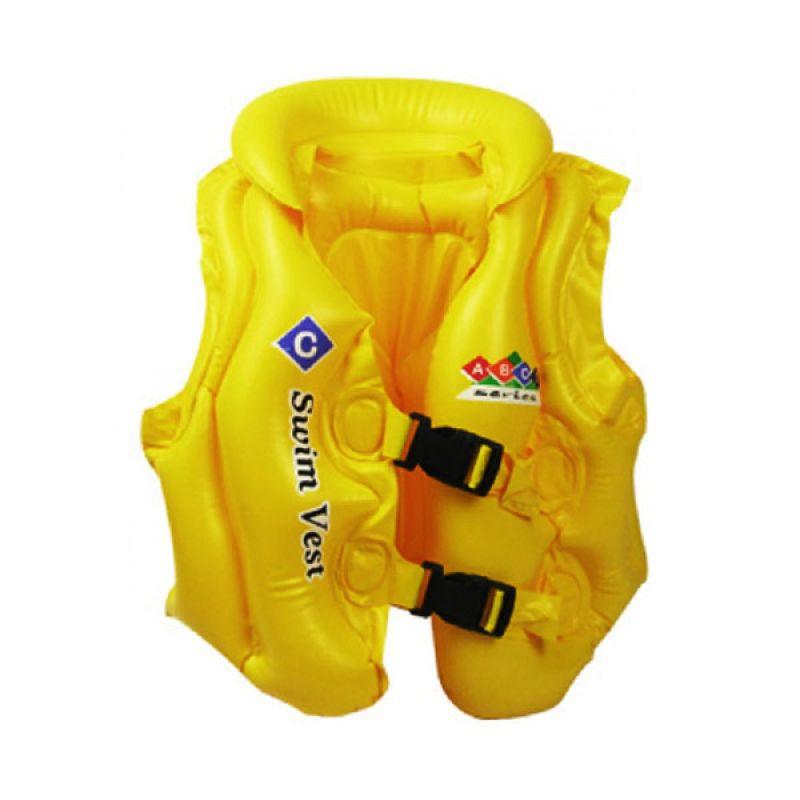 Flextreme Step C Kuning Jaket Pelampung Anak (step c) (kuning)