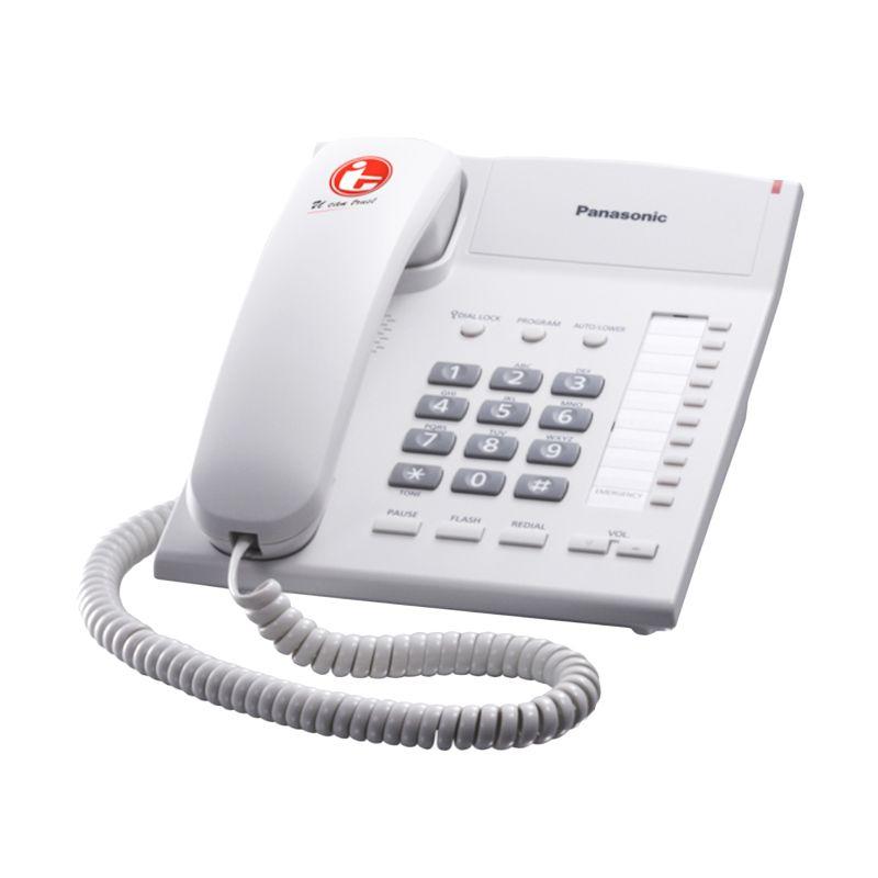 Panasonic KX-TS820NDW Putih Telepon