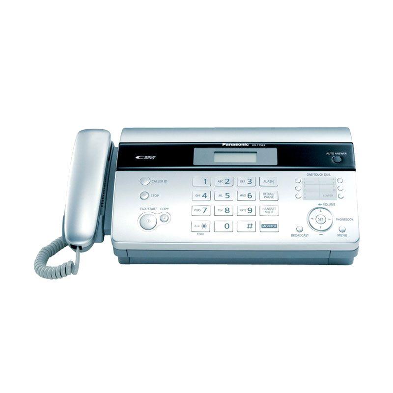 Panasonic Thermal Facsimile KX-FT983CX Silver