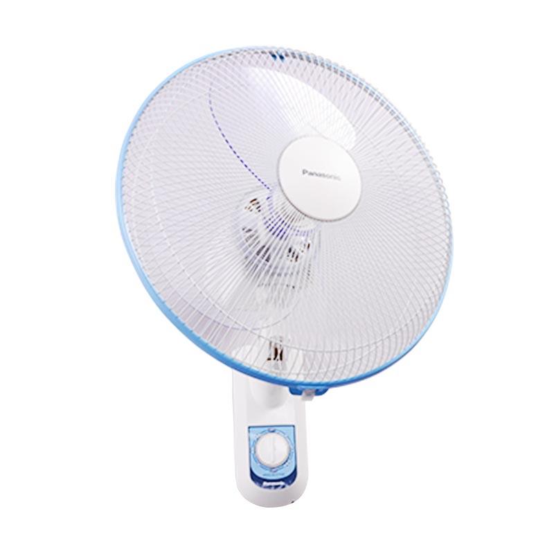 Panasonic F-EU309-A2 Wall Fan Extra diskon 7% setiap hari Extra diskon 5% setiap hari Citibank – lebih hemat 10%