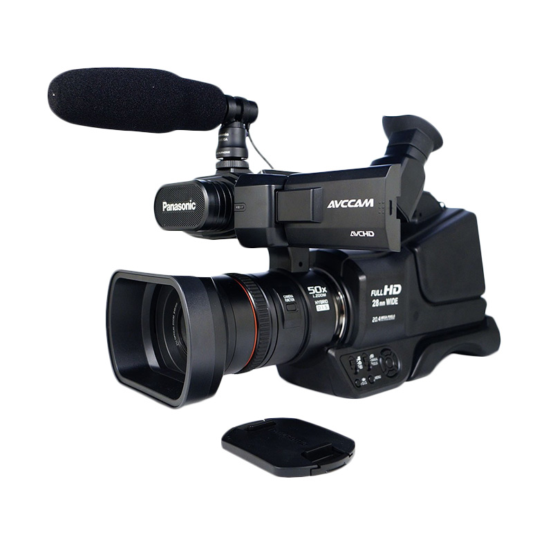 Panasonic HC-MDH2 Camcorder - Black ( RESMI PT PANASONIC INDONESIA )