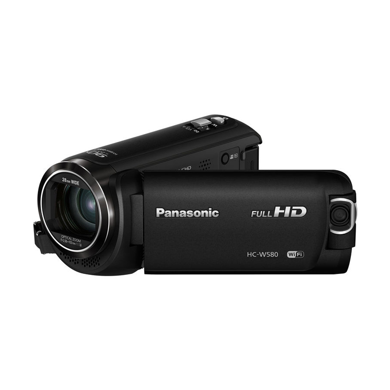 Panasonic HC-W580 Camcorder - Black + Free LCD Screen Guard Extra diskon 7% setiap hari Extra diskon 5% setiap hari Citibank – lebih hemat 10%
