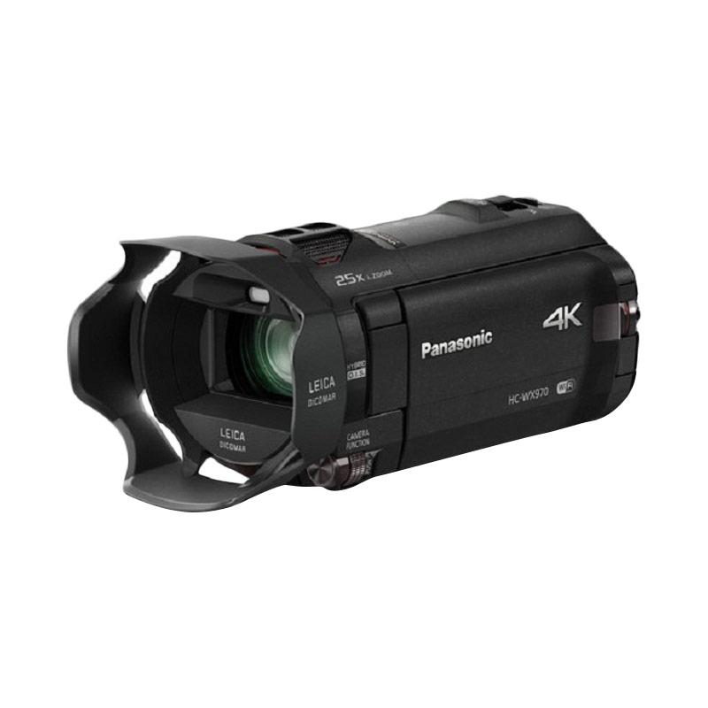 Panasonic 4K Ultra HD Camcorder HC-WX970
