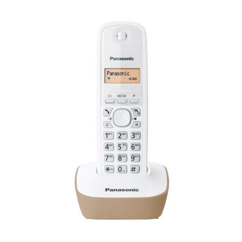 Panasonic KX-TG1611CX  Beige Telepon Wireless