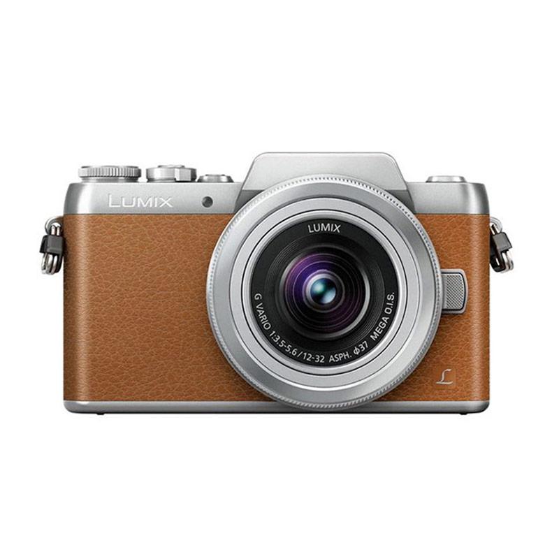 Panasonic Lumix DMC-GF8 Kit Lens 12-32mm Kamera Mirrorless - Brown - 9283640 , 15440836 , 337_15440836 , 7699000 , Panasonic-Lumix-DMC-GF8-Kit-Lens-12-32mm-Kamera-Mirrorless-Brown-337_15440836 , blibli.com , Panasonic Lumix DMC-GF8 Kit Lens 12-32mm Kamera Mirrorless - Brown