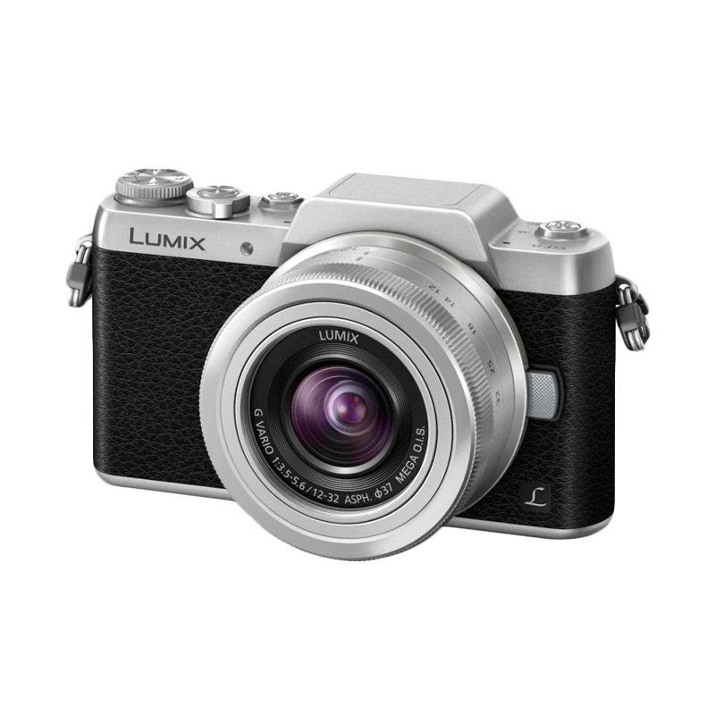 Panasonic Lumix DMC-GF8 Kit Lens 12-32mm Kamera Mirrorless - Silver
