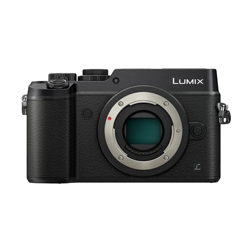 Panasonic Lumix DMC GX 8 B/O Black
