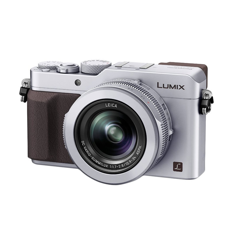 Panasonic Lumix DMC-LX100 Kamera Mirrorless - Silver