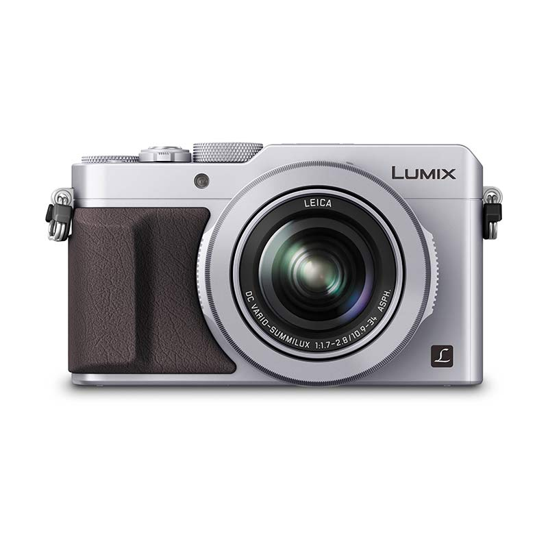 Panasonic Lumix DMC LX100 Kamera Pocket - Silver