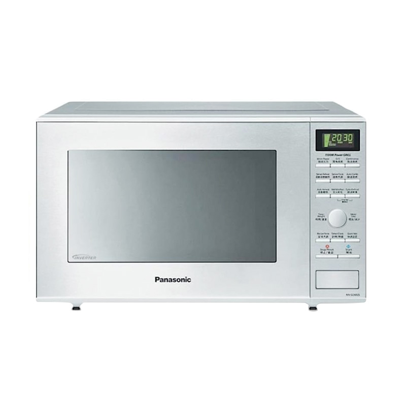 Jual Panasonic NN GD692STTE Microwave Oven Grill Inverter