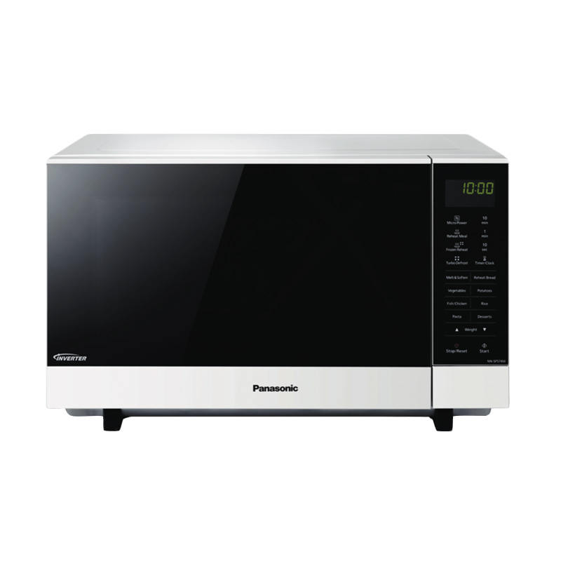 Panasonic NN-SF564WTTE Microwave Inverter Digital [27L] Black Silver