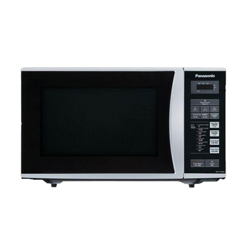Panasonic NN-ST34HMTTE Microwave Digital [25Ltr] Black Silver